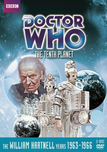 Doctor Who The Tenth Planet (William Hartnell) 10th New Region 2 DVD