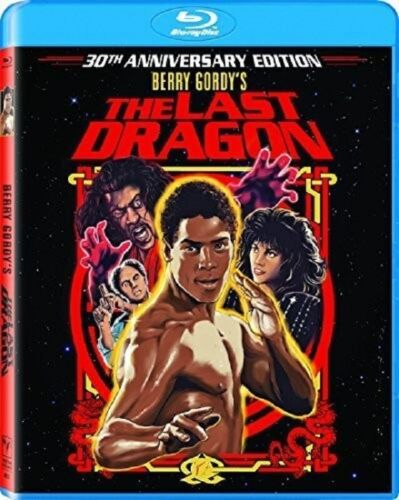 The Last Dragon (Berry Gordy's Taimak) Blu-ray Region B