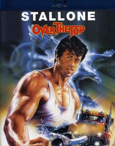 Over The Top (Sylvester Stallone) Blu-ray RegB
