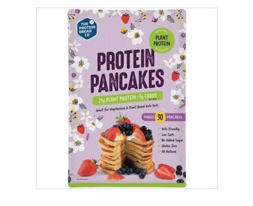 3 x 300g THE PROTEIN BREAD CO. Protein Pancakes Plant Protein