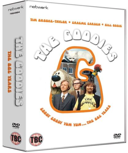 The Goodies The Complete BBC Collection New DVD Box Set Region 4