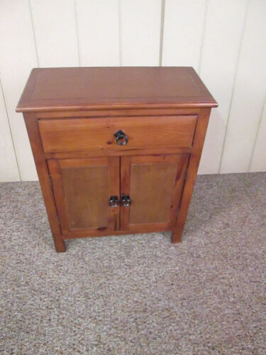 54834 Cabinet with Drawer and Wine Rack