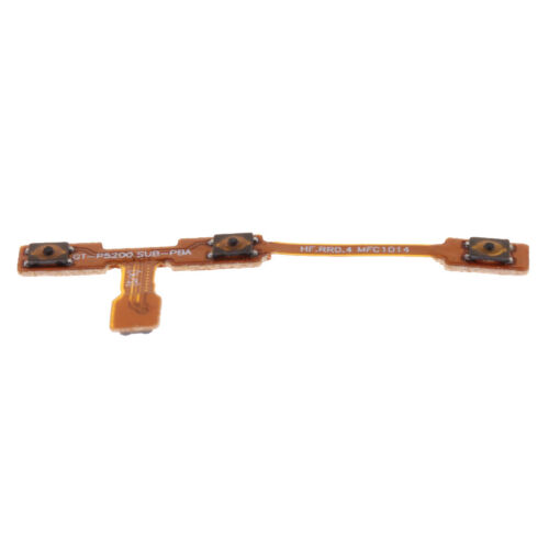 """Power Flex Cable Mute Switch Volume Buttons for Samsung Tab 4 10.1"""" T530"""