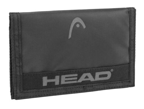HEAD Borsa Start Trifold Wallet Black