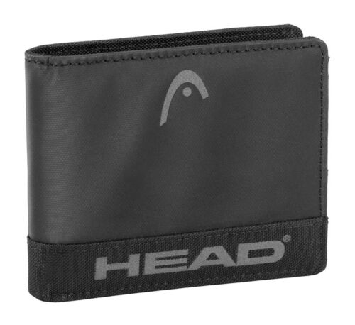 HEAD Borsa Start Bifold Wallet Black