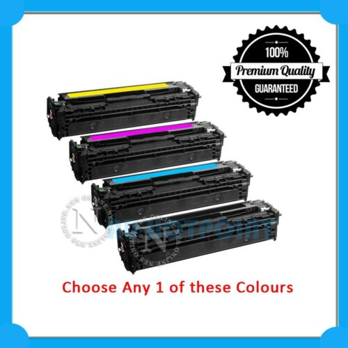 Any 1 x TW Compatible #202X BK/C/M/Y Toner Cartridge for HP M254dw/M254nw/M280nw