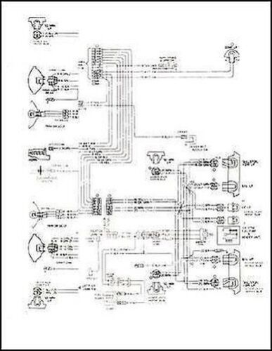 1982 Chevy Gmc C5 C7 Gas Wiring Diagram C50 C60 C70 C5000 C6000 C7000 Truck Archives Midweek Com