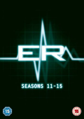 ER Season 11 12 13 14 15 Series Eleven to Fifteen E.R. New R2 DVD Emergency Room