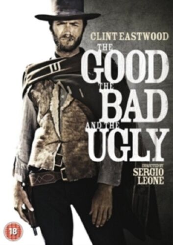 The Good the Bad and the Ugly (Clint Eastwood, Eli Wallach) & New Region 4 DVD