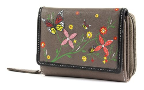 bruno banani Butterfly Wallet With Flap Taupe