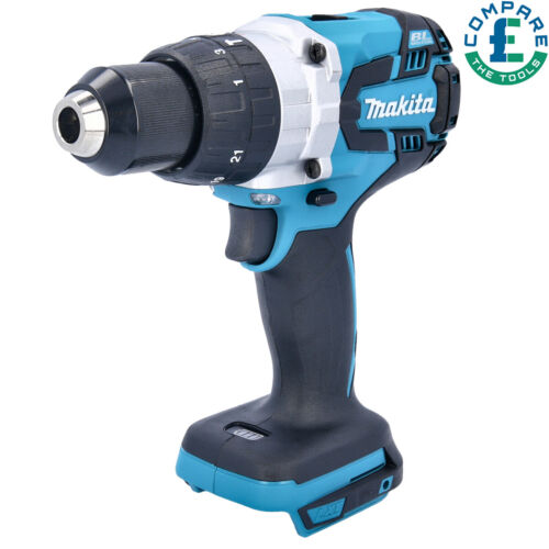 Makita DHP481Z 18v Cordless Li-ion Brushless Combi Hammer Drill LXT Body Only