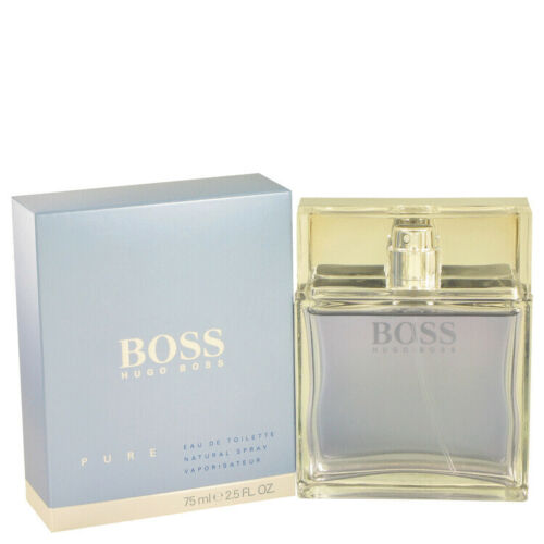 Boss Pure Cologne by Hugo Boss EDT 75ml