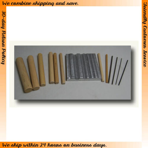The Small Shop SMS014 Photo Etch Rolling Sets - Standard Rolling Set