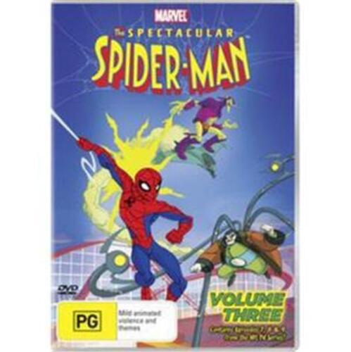 SPECTACULAR SPIDER-MAN Volume 3 : NEW DVD