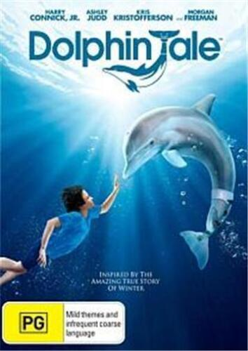 DOLPHIN TALE : NEW DVD