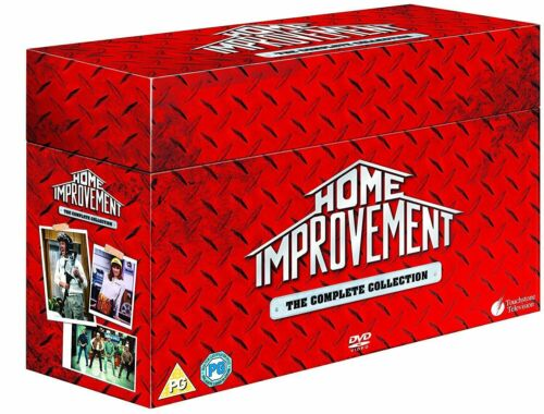 Home Improvement Season 1 2 3 4 5 6 7 8 The Complete Series  New R4 DVD