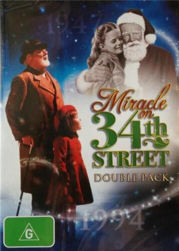 Miracle On 34th Street 1947 / 1996 : NEW DVD