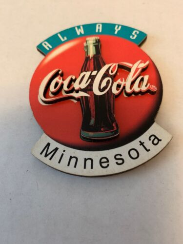 """COCA-COLA/""""WITH BUTTON SIGNS/"""" NEW 3 3//4/"""" X 5/"""" SGL PLUG SWITCH  PLATE"""