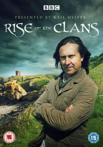 Rise of the Clans (Neil Oliver) BBC The Complete Series Season 1 New Reg 4 DVD