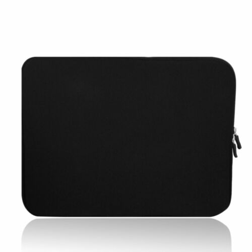 "Blk 15"" 15.4"" 15.6"" Notebook Laptop Sleeve Bag Carrying Case Pouch for Asus"