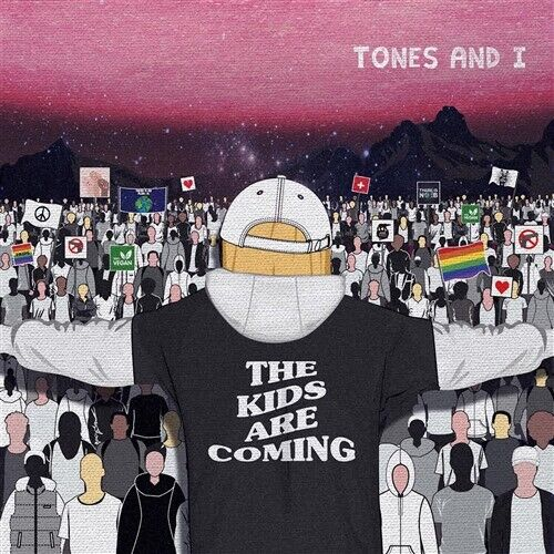 TONES AND I : The Kids Are Coming CD NEW PRE SALE RELEASED 30 August 2019