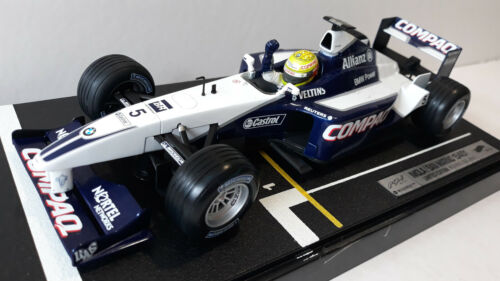 F1  WILLIAMS BMW FW23 1re victoire SCHUMACHER HOT WHEELS 55697 formule 1 voiture