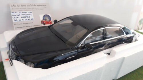 BENTLEY FLYING SPUR W12 noir onyx 1/18 KYOSHO 08891NX voiture miniature collecti