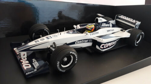 F1  WILLIAMS FW22 SCHUMACHER 2000 au 1/18 Minichamps 180000009 voiture formule 1