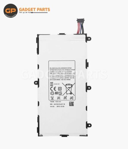 Galaxy Tab 3 7.0 T210/P3200/T215 Battery Replacement