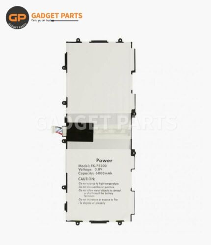Galaxy Tab 3 10.1 P5200/P5220 Battery Replacement