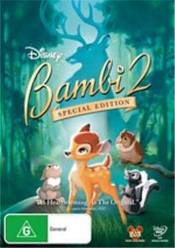 BAMBI II 2 SPECIAL Edition : NEW DVD