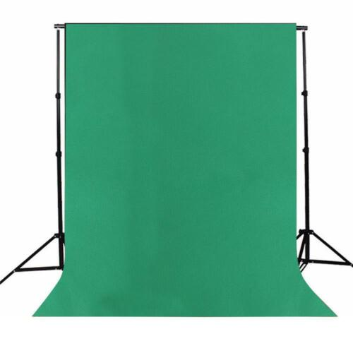 Green Cotton Photo Backgrounds Studio Photography Parts Screen Backdrop Cloth