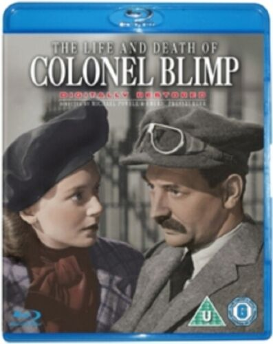 The Life and Death of Colonel Blimp (Roger Livesey) & New Region B Blu-ray