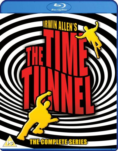 The Time Tunnel The Complete Series Season Collection  New Region B Blu-ray