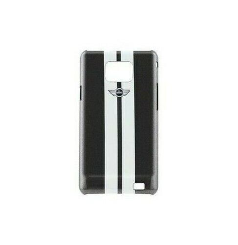 Cover Case Mini Official Samsung Galaxy S2 I9100 Racing Black White