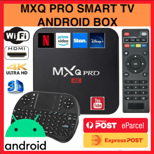 2020 MXQ Pro HD WIFI 4K Quad-Core Android Smart TV Box Updated Firmware Release