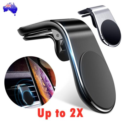 360° Rotating Phone Holder Car Magnetic Mount Stand Universal for iPhone Samsung