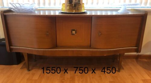 1940's Stonehill Furniture UK Art Deco Buffet