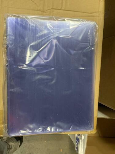 """20 -- 9"""" X 12"""" (9x12) TOP LOADER HOLDERS, For Larger Photographs, 1 Pack"""