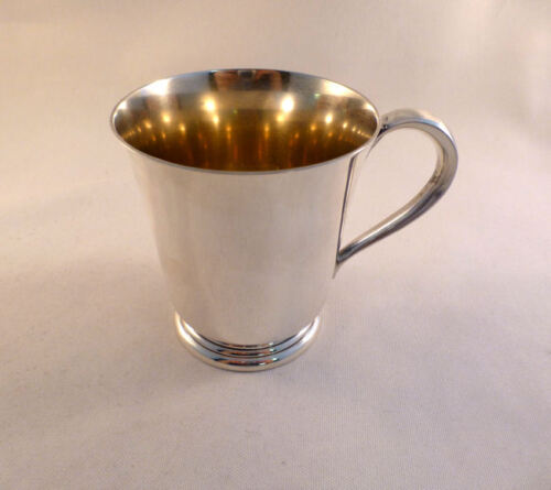 "Cartier Sterling X60 Cup-3 1/4"" No Mono"