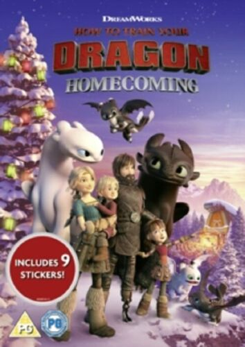 How to Train Your Dragon Homecoming (Gerard Butler) New DVD Region 4