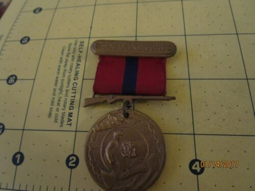US MARINE CORPS ZEAL GOOD CONDUCT MEDAL named ww 2 IIMedals & Ribbons - 4724