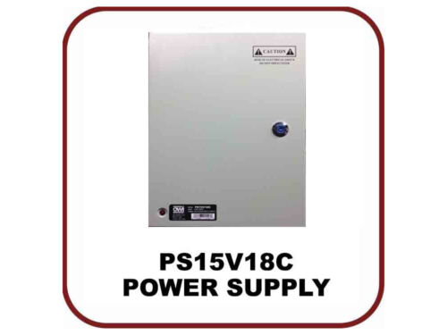 OWI PS15V18C 18 Channels 15VDC Wall Mounted Power Supply