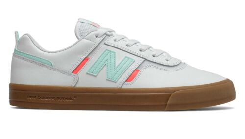 New Balance Shoes Numeric 306 Jamie Foy White Gum USA SIZE Skateboard Sneakers