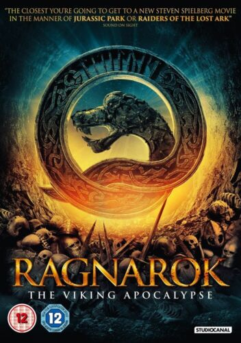 Ragnarok The Viking Apocalypse (Pal Sverre Hagen, Bjorn Sundquist) Region 2 DVD