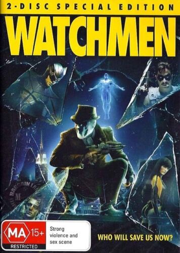 WATCHMEN : NEW 2-DVD Special Edition