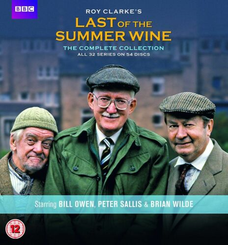 Last of the Summer Wine Season 1 to 32 The Complete Series Collection Reg 2 DVD