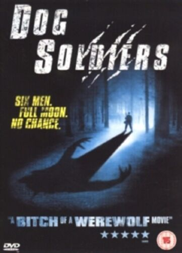 Dog Soldiers (Sean Pertwee, Kevin McKidd, Emma Cleasby) New Region 2 DVD