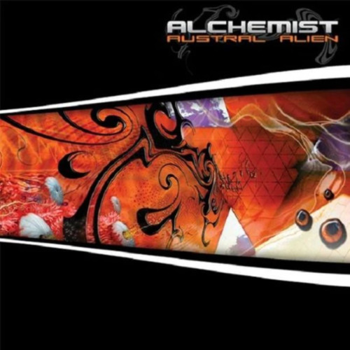 Alchemist - Austral Alien - CD - New