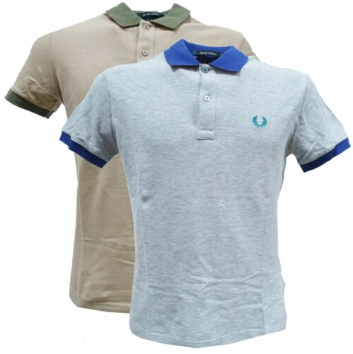 Polo Fred Perry Slim fit taglia S Made in Italy 100% cotone Uomo made in Italy m